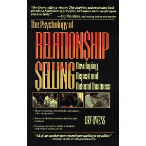 The Psychology of Relationship Selling
